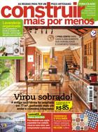 capa Construir Mais Por Menos - revista assinar assinatura assine