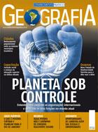 capa Geografia - revista assinar assinatura assine
