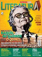 capa Literatura - revista assinar assinatura assine