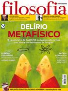 capa Filosofia Ciência & Vida - revista assinar assinatura assine
