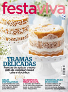 capa Festa Viva - revista assinar assinatura assine