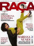 capa Raça Brasil - revista assinar assinatura assine